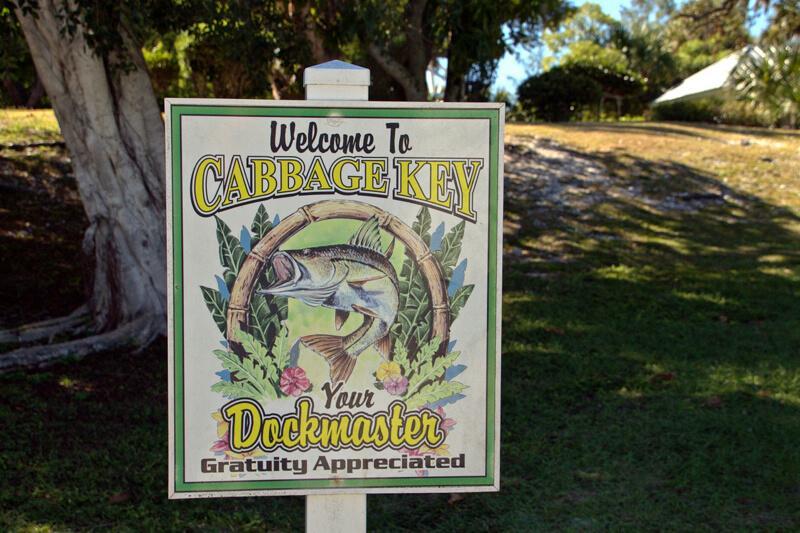 Anlegestelle für Bootsausflug nach Cabbage Key
