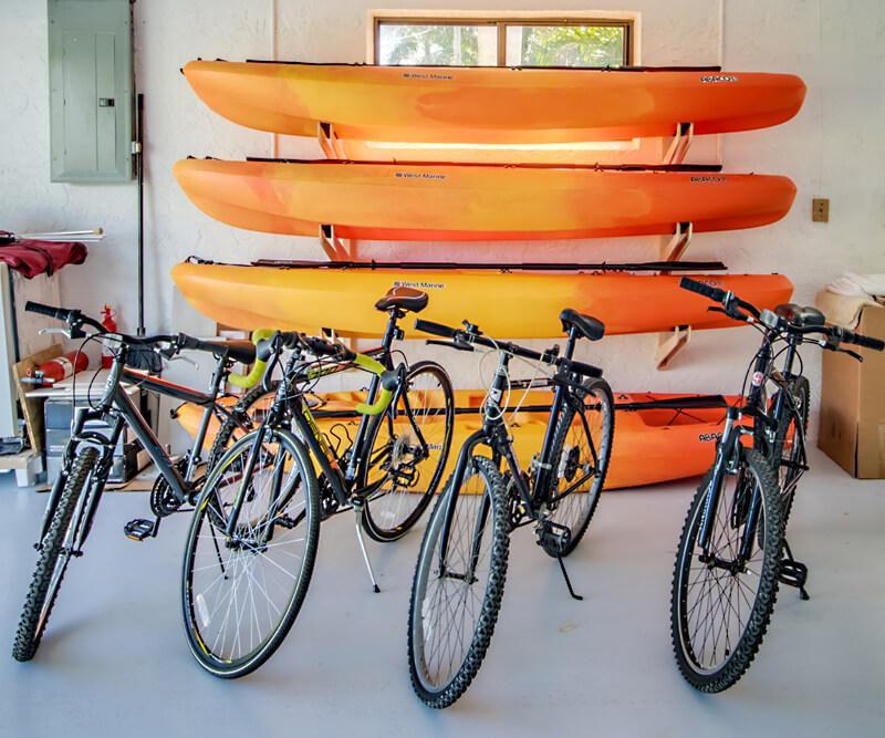 Freizeitausstattung im Ferienhaus in Cape Coral