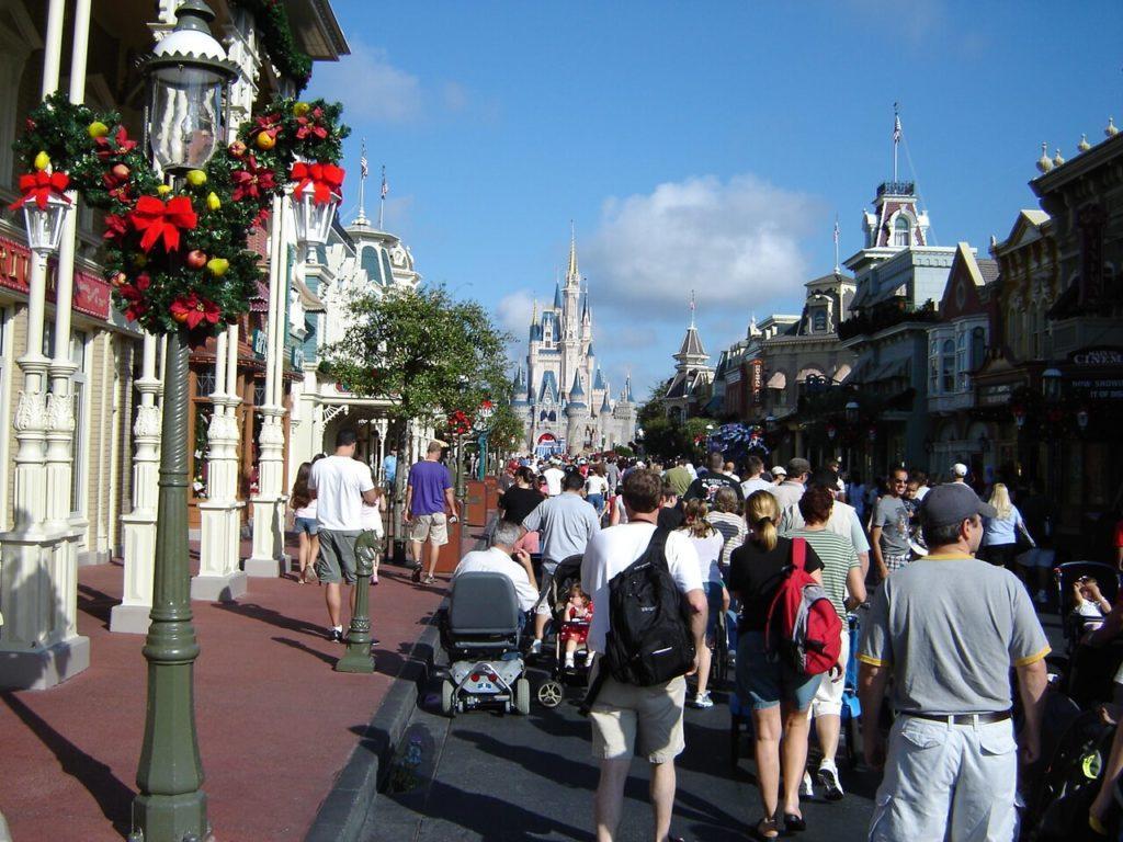 Ferien in cape Coral Ausflug zu World Disney
