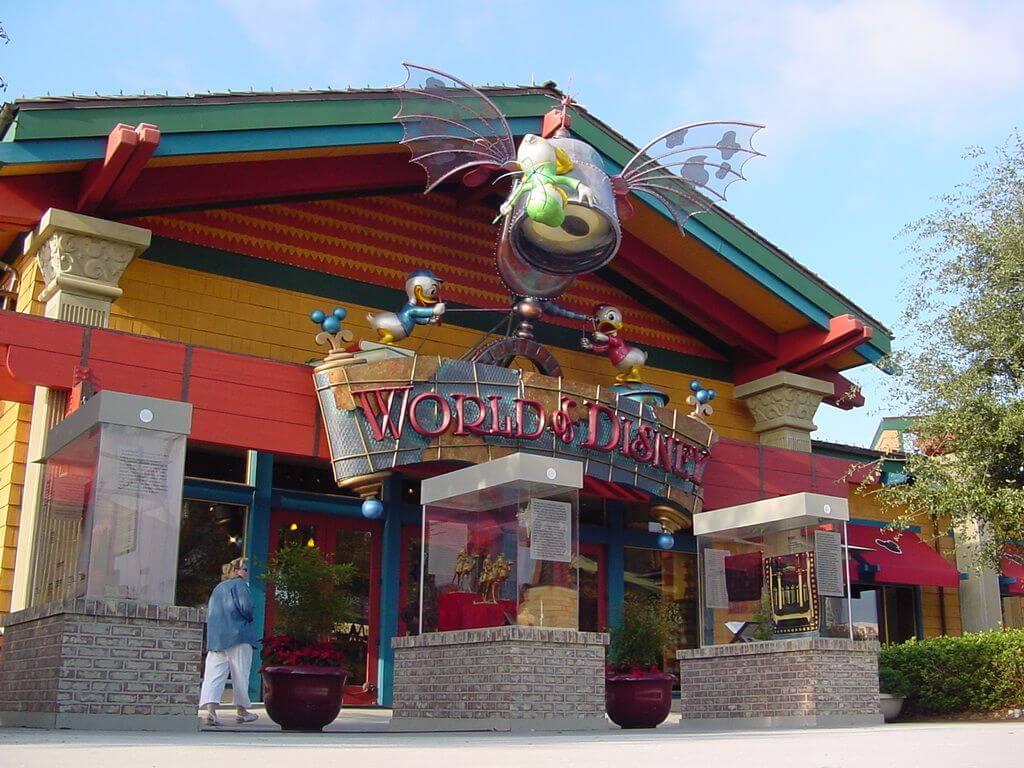 Erleben Sie World of Disney in ihren Ferien in Cape Coral
