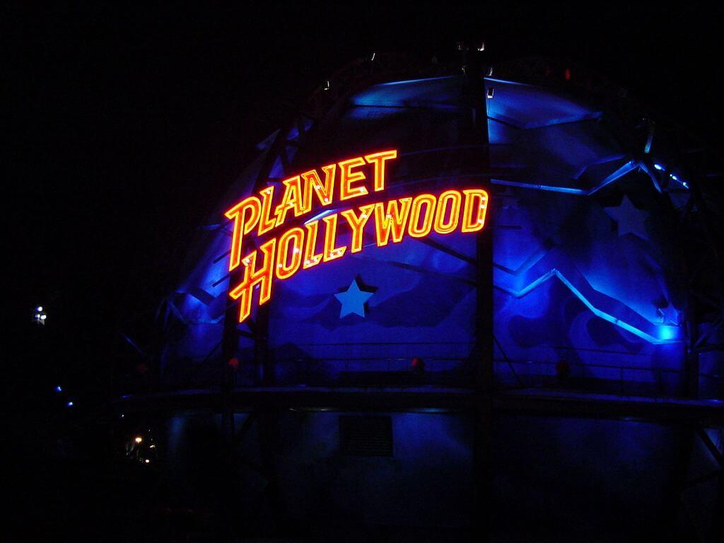 Planet Hollywood in Orlando machen Sie einen Ausflug in ihren Ferien in Cape Coral
